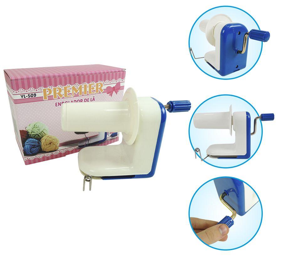 Enrolador de Lã Manual Premier