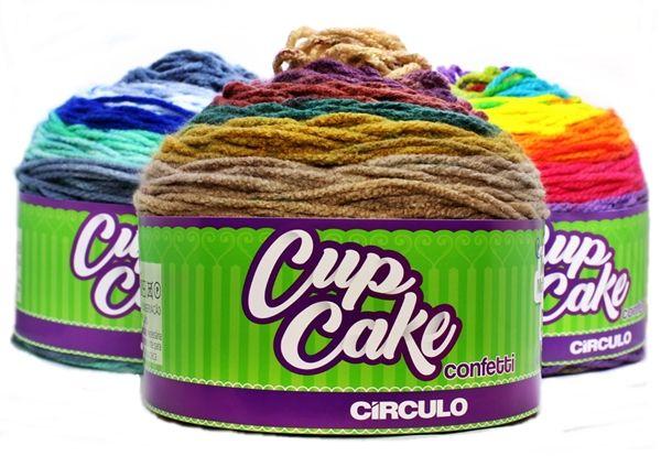 Fio CupCake Confetti Circulo 200g