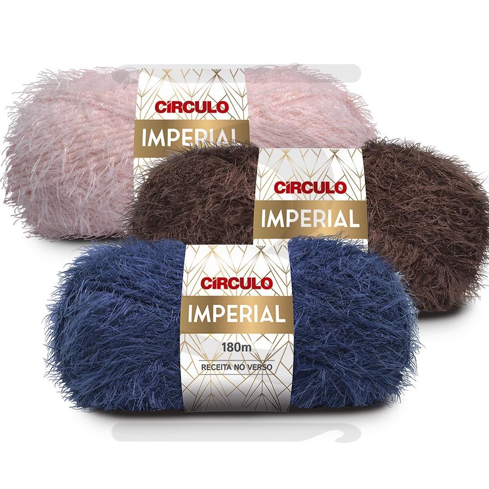 Fio Imperial Circulo 100g