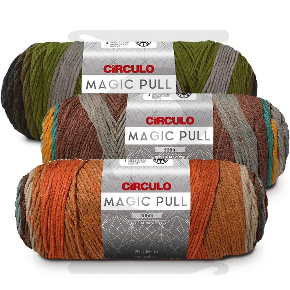 Fio MagicPull Circulo 200g
