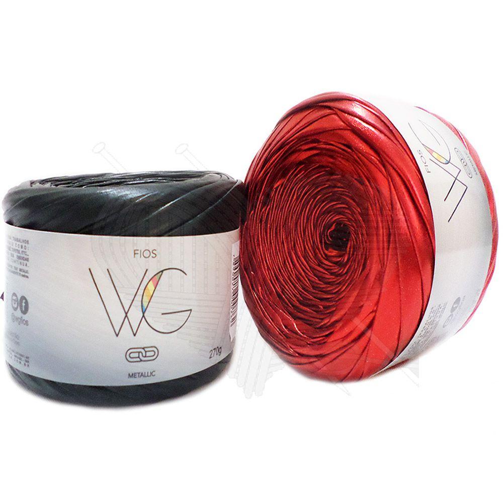 Fio WG Metallic 270g 75m