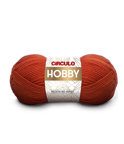 Fio Hobby Círculo 100g