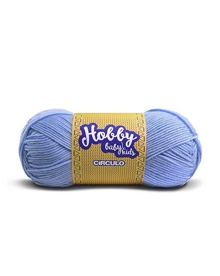 Fio Hobby Baby Kids Círculo 100g   - Bastex Artesanatos