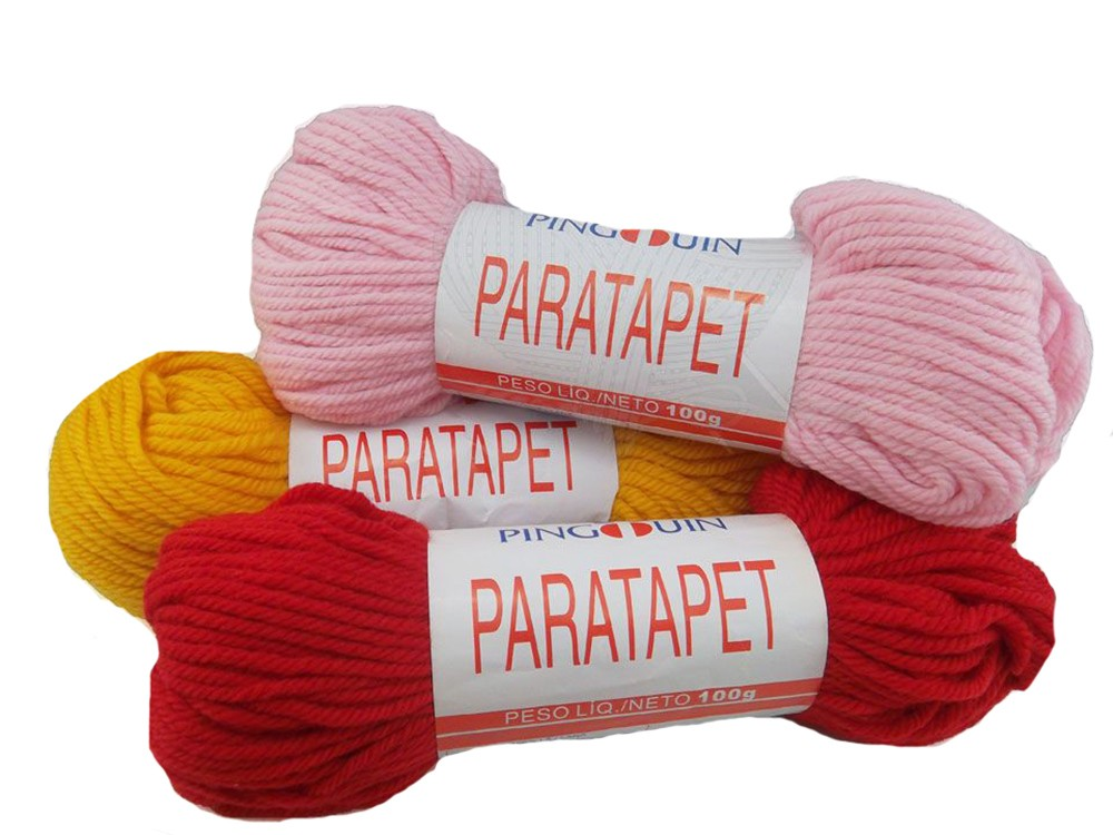 Lã Paratapet Pingouin 100g  - Bastex Artesanatos