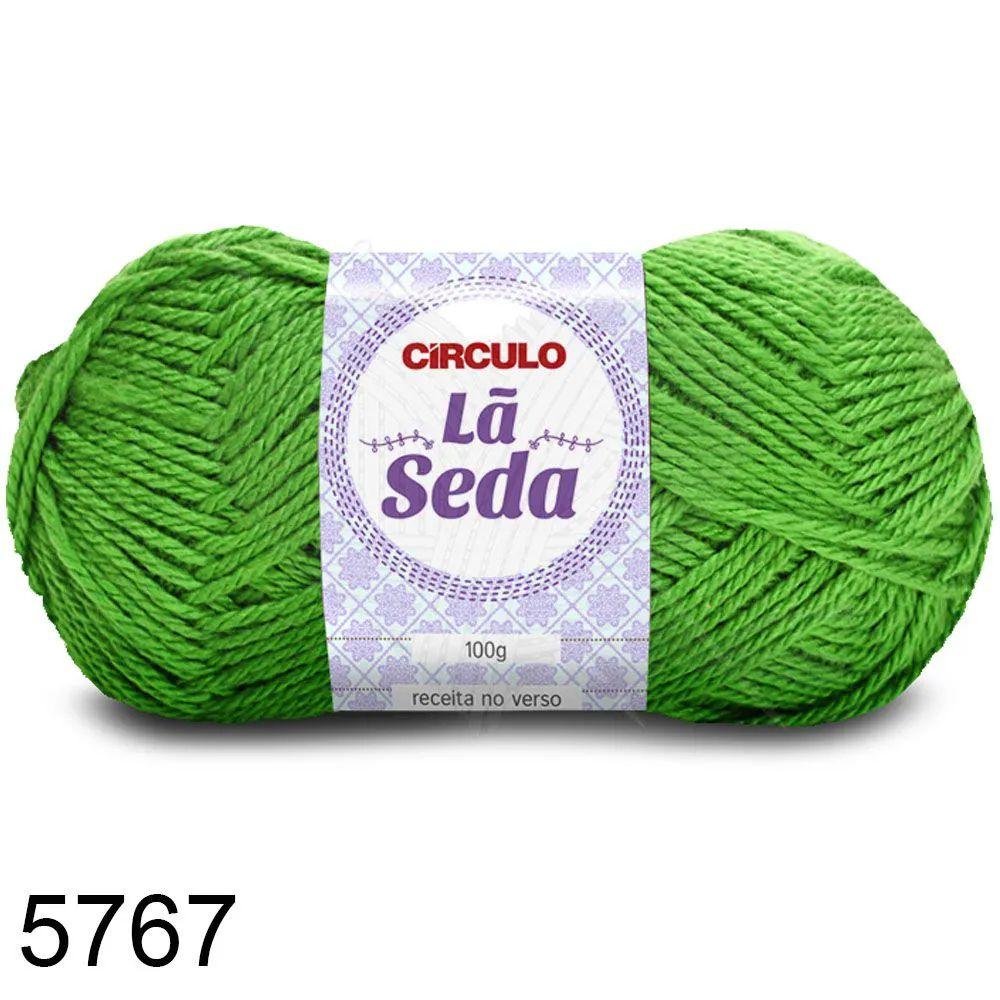Lã Seda Círculo 100g Cor 5767