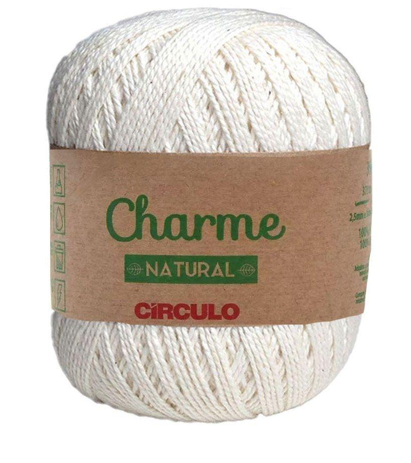 Linha Charme Natural 150g