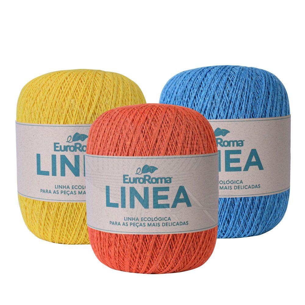 Linha Linea Ecológica EuroRoma 8/2 150g