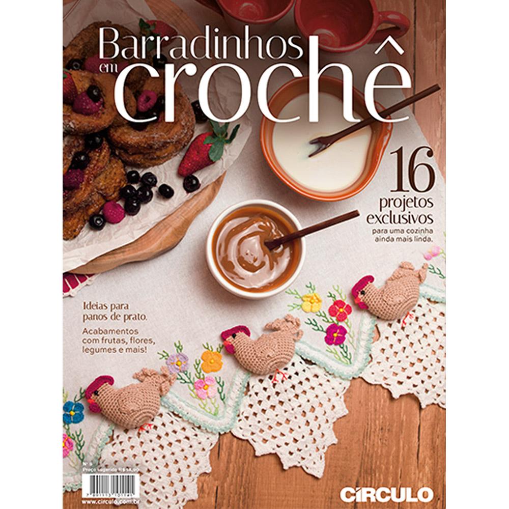 Revista Círculo Barradinhos em Crochê N°05