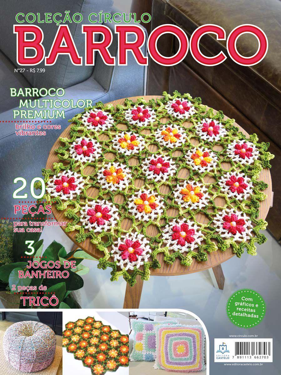 Revista Coleção Círculo Barroco  Edição N°27