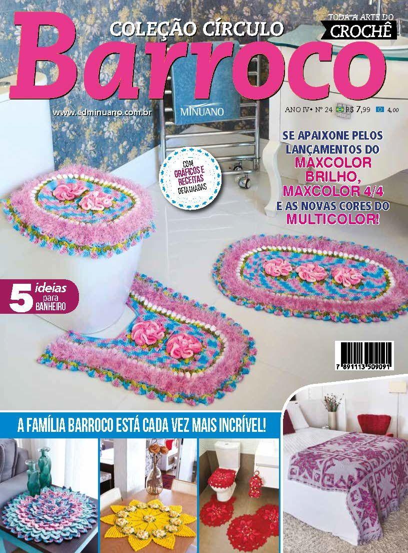 Revista Coleção Circulo Barroco N° 24