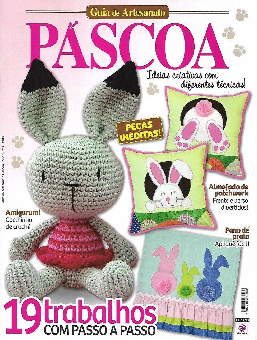 Revista Guia de Artesanato Páscoa