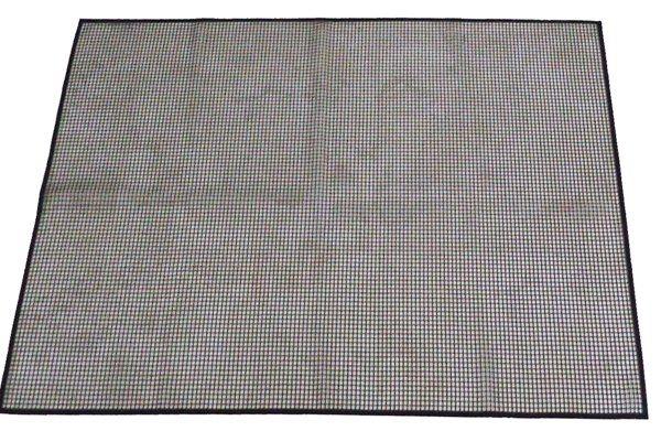 Tela Antiderrapante para Amarradinho 1,20x90cm  - Bastex Artesanatos