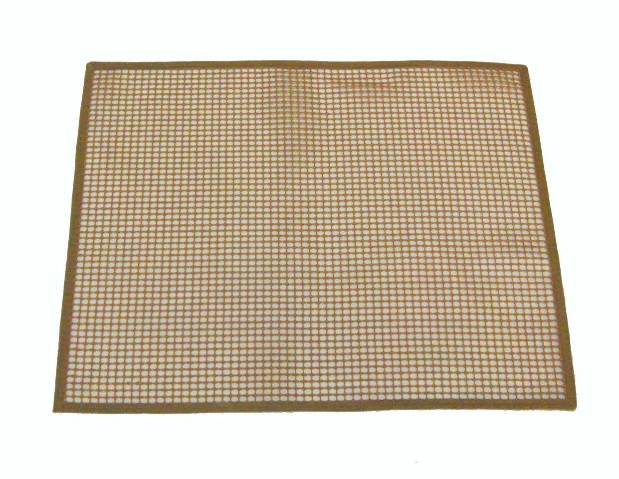 Tela Antiderrapante para Amarradinho 45x60cm  - Bastex Artesanatos