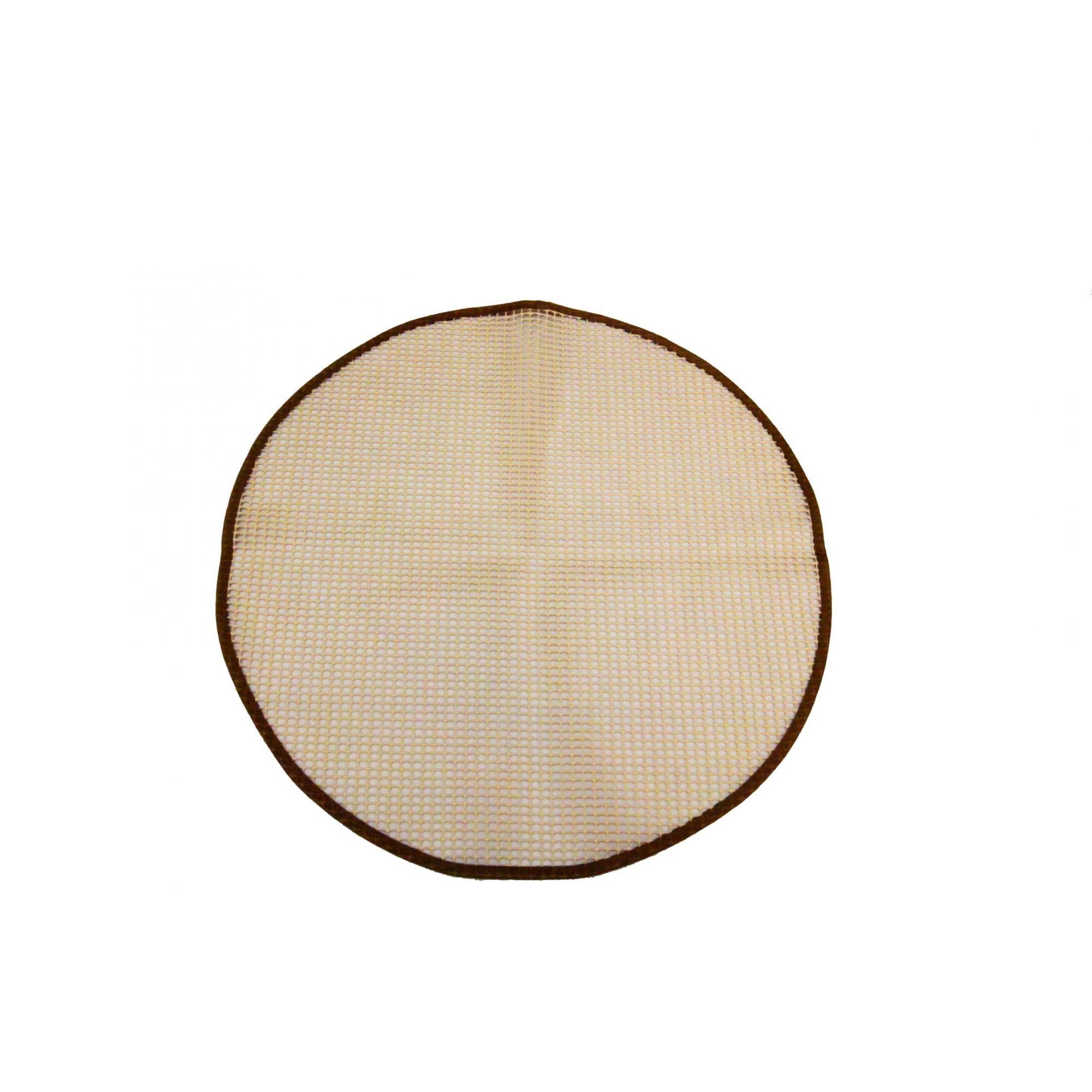 Tela Antiderrapante para Amarradinho Redondo 60cm  - Bastex Artesanatos