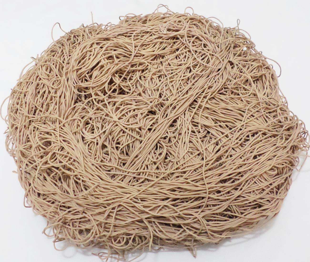 Tira de Macarrão/Espaguete 1.020g Bege