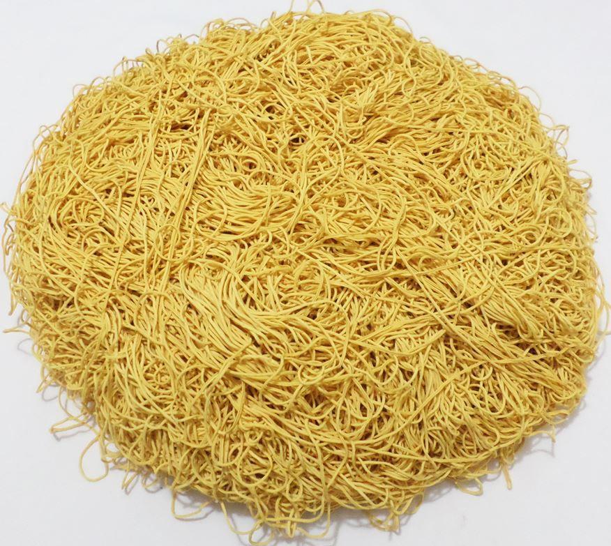 Tira de Macarrão/Espaguete 1.020g Mostarda