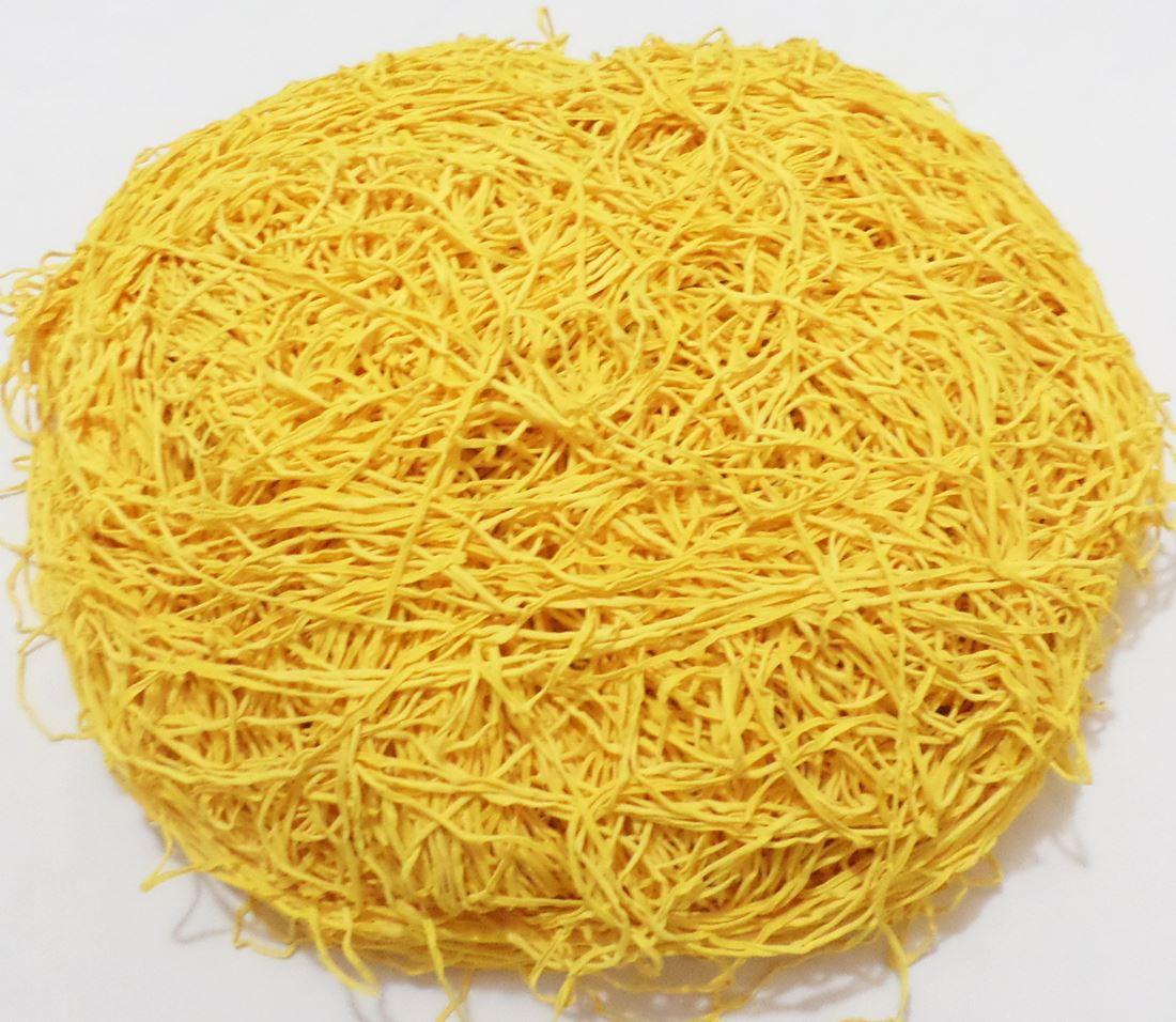Tira de Macarrão/Espaguete 1.040g Amarelo
