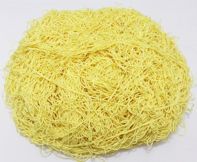 Tira de Macarrão/Espaguete 1.050g Amarelo