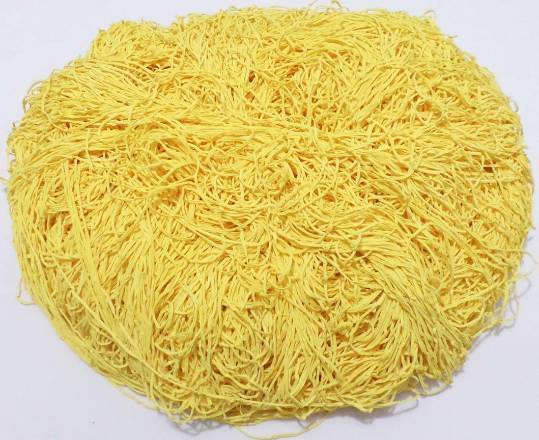 Tira de Macarrão/Espaguete 1.060g Amarelo