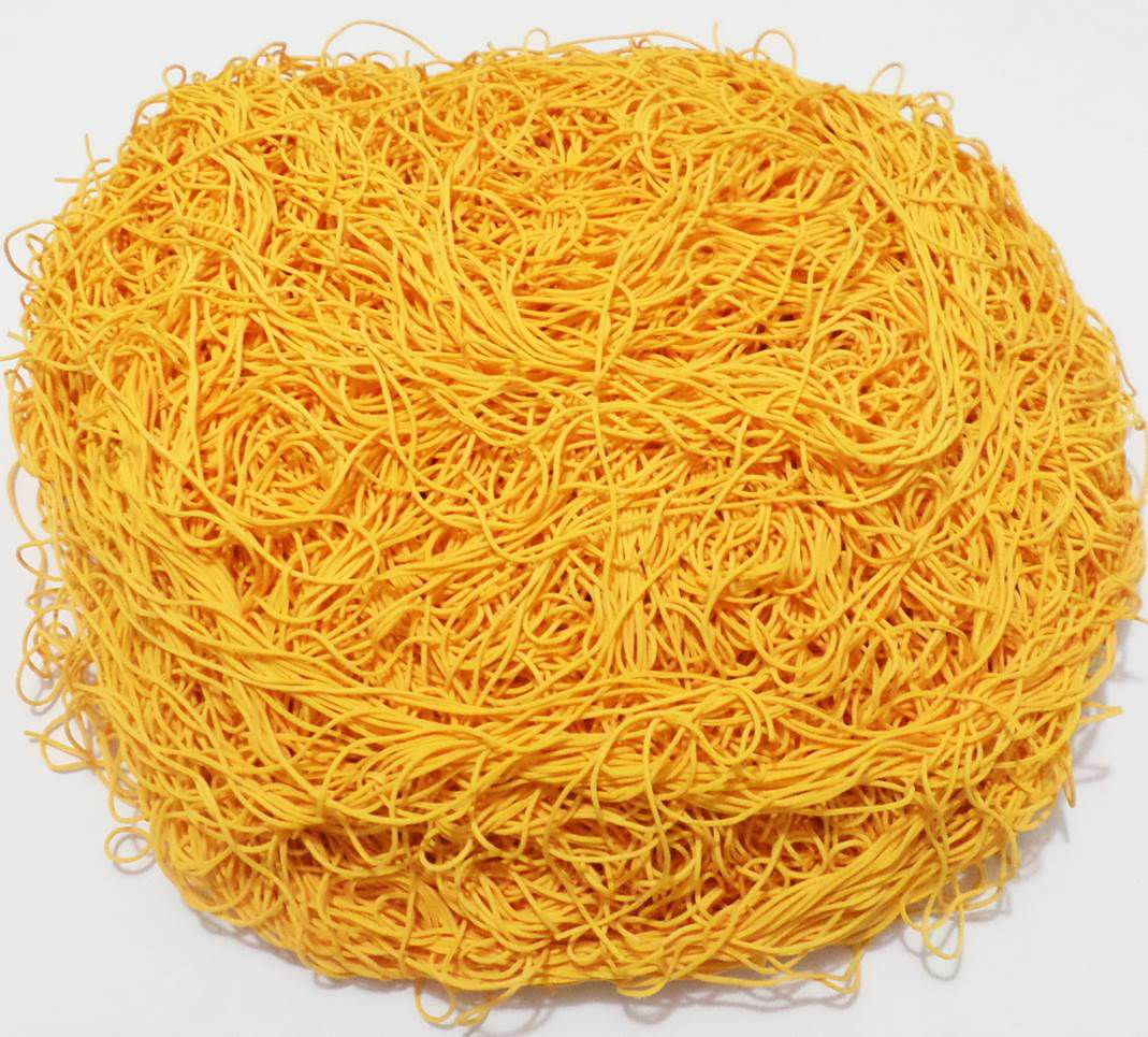 Tira de Macarrão/Espaguete 1.060g Amarelo Ouro