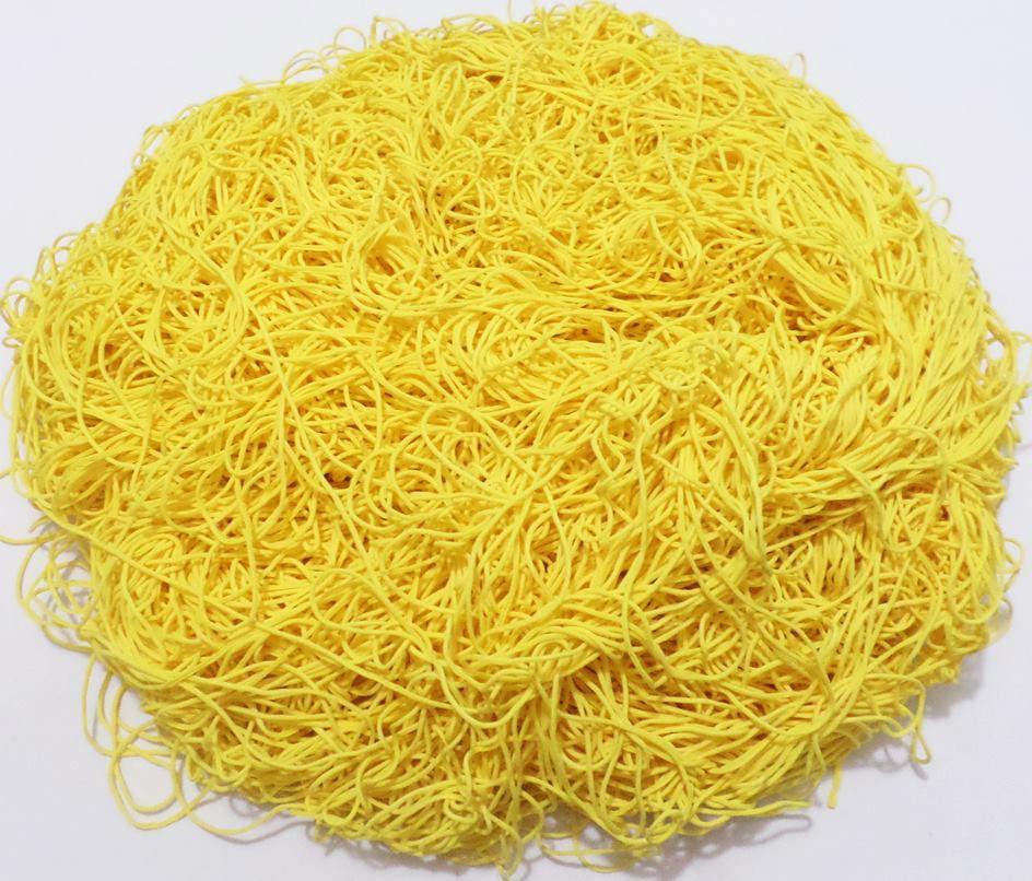 Tira de Macarrão/Espaguete 1.070g Amarelo