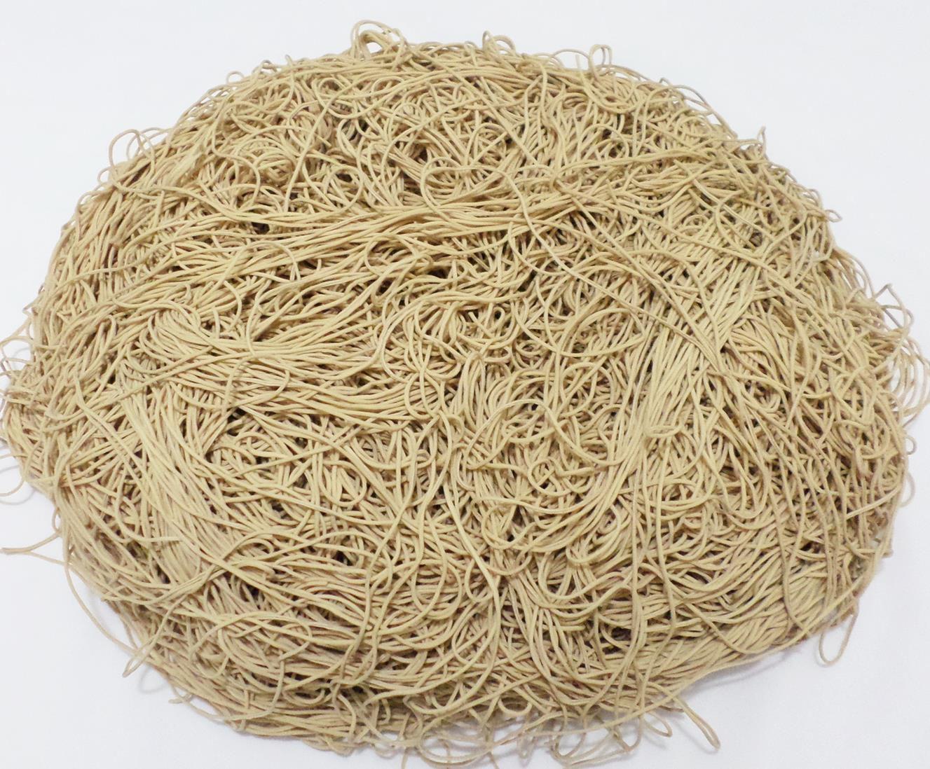 Tira de Macarrão/Espaguete 1.080g Bege
