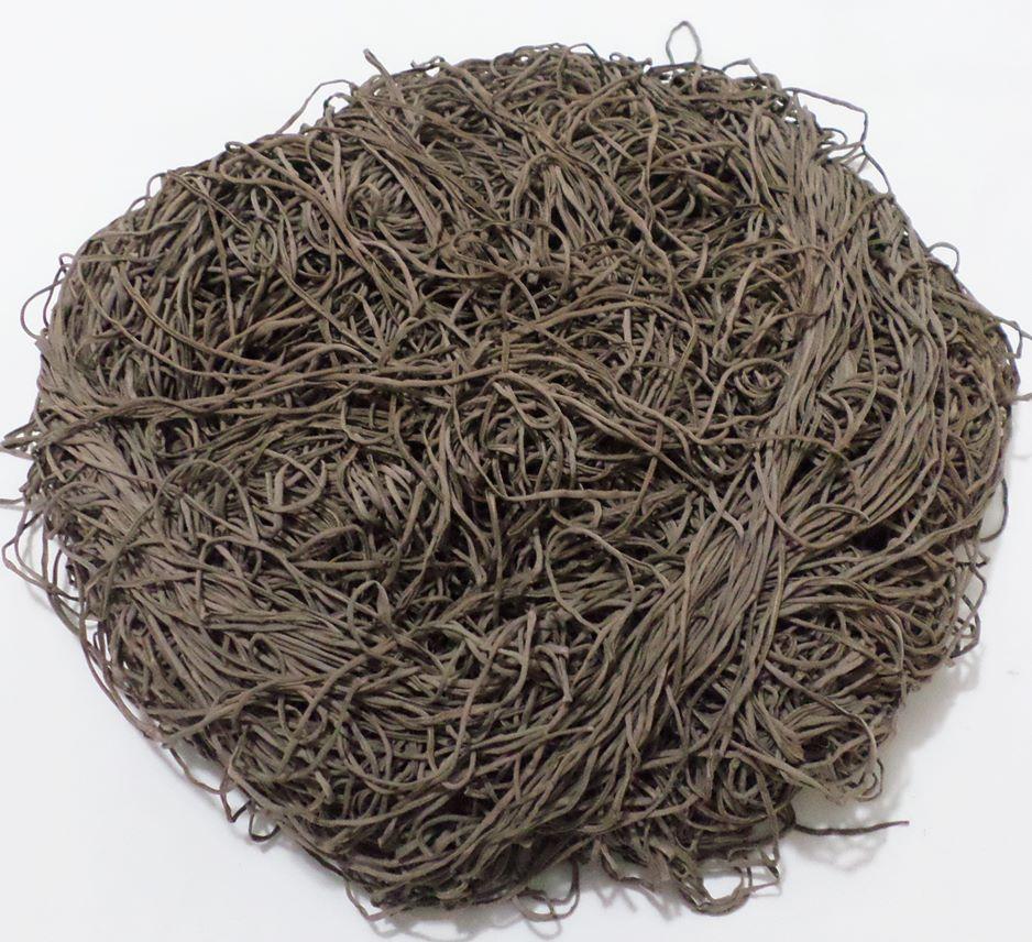 Tira de Macarrão/Espaguete 1.140g Marrom
