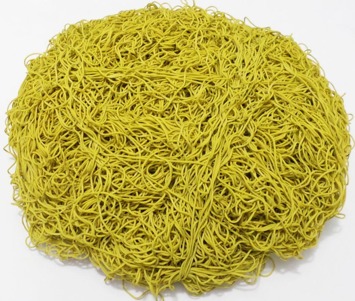 Tira de Macarrão/Espaguete 1.140g Verde