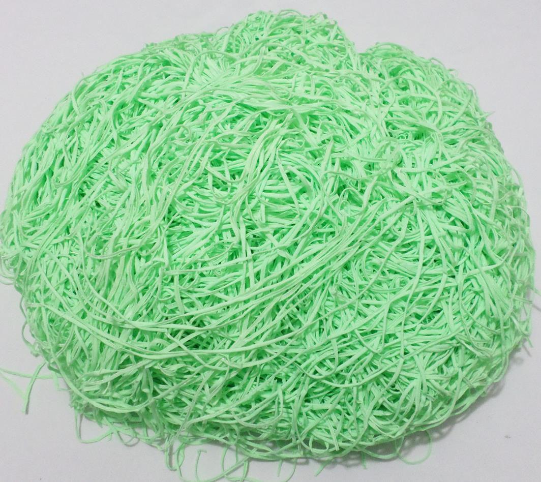 Tira de Macarrão/Espaguete 1.170g Verde