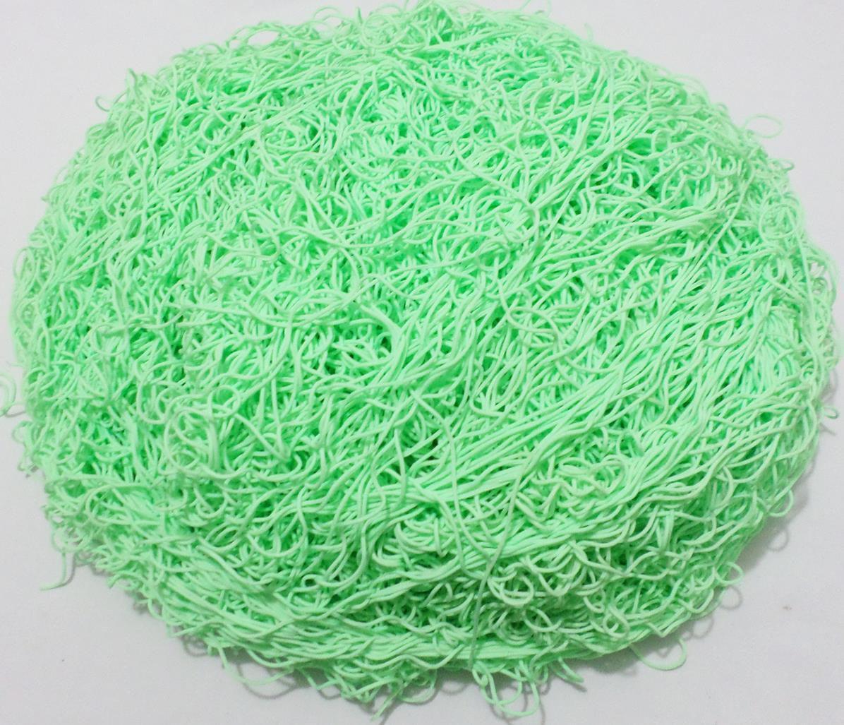 Tira de Macarrão/Espaguete 1.180g Verde
