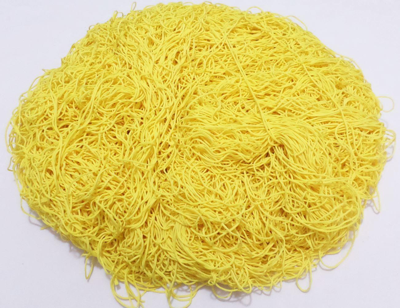 Tira de Macarrão/Espaguete 1.220g Amarelo