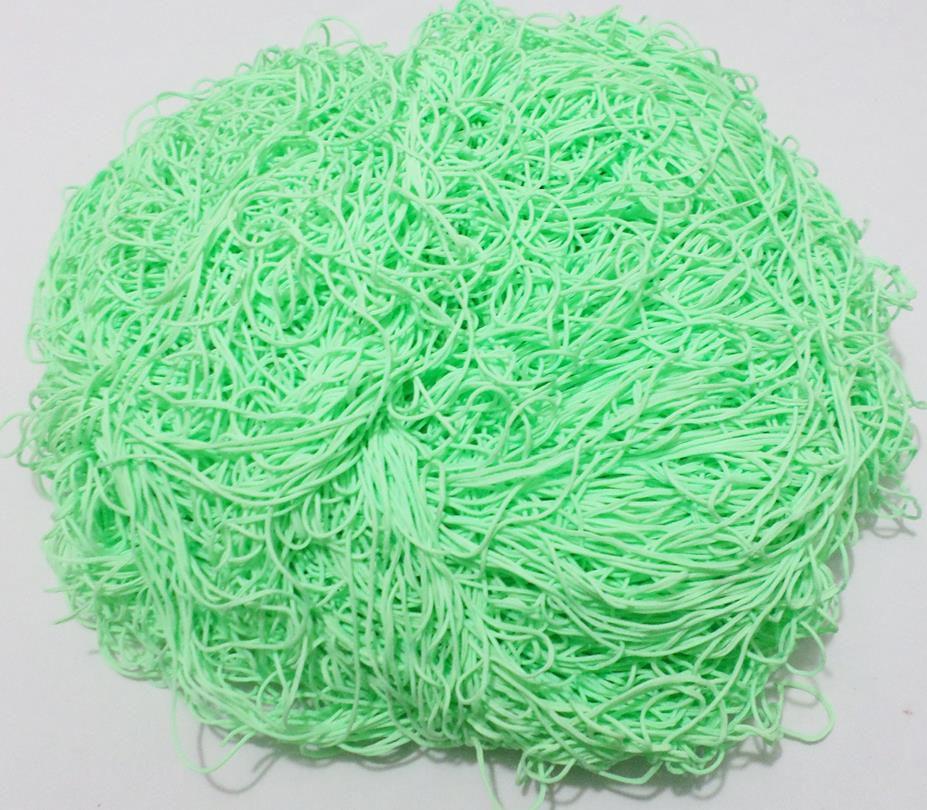 Tira de Macarrão/Espaguete 1.240g Verde