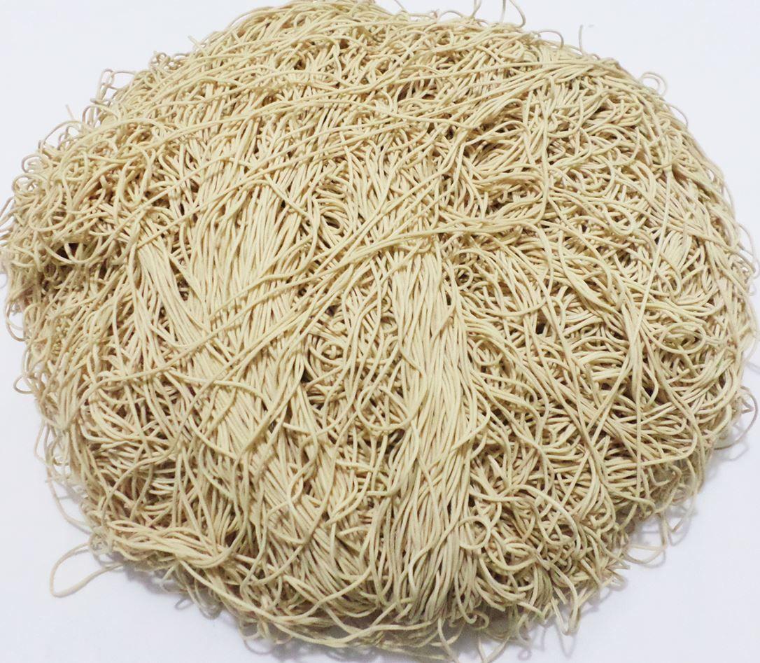 Tira de Macarrão/Espaguete 1.301g Bege