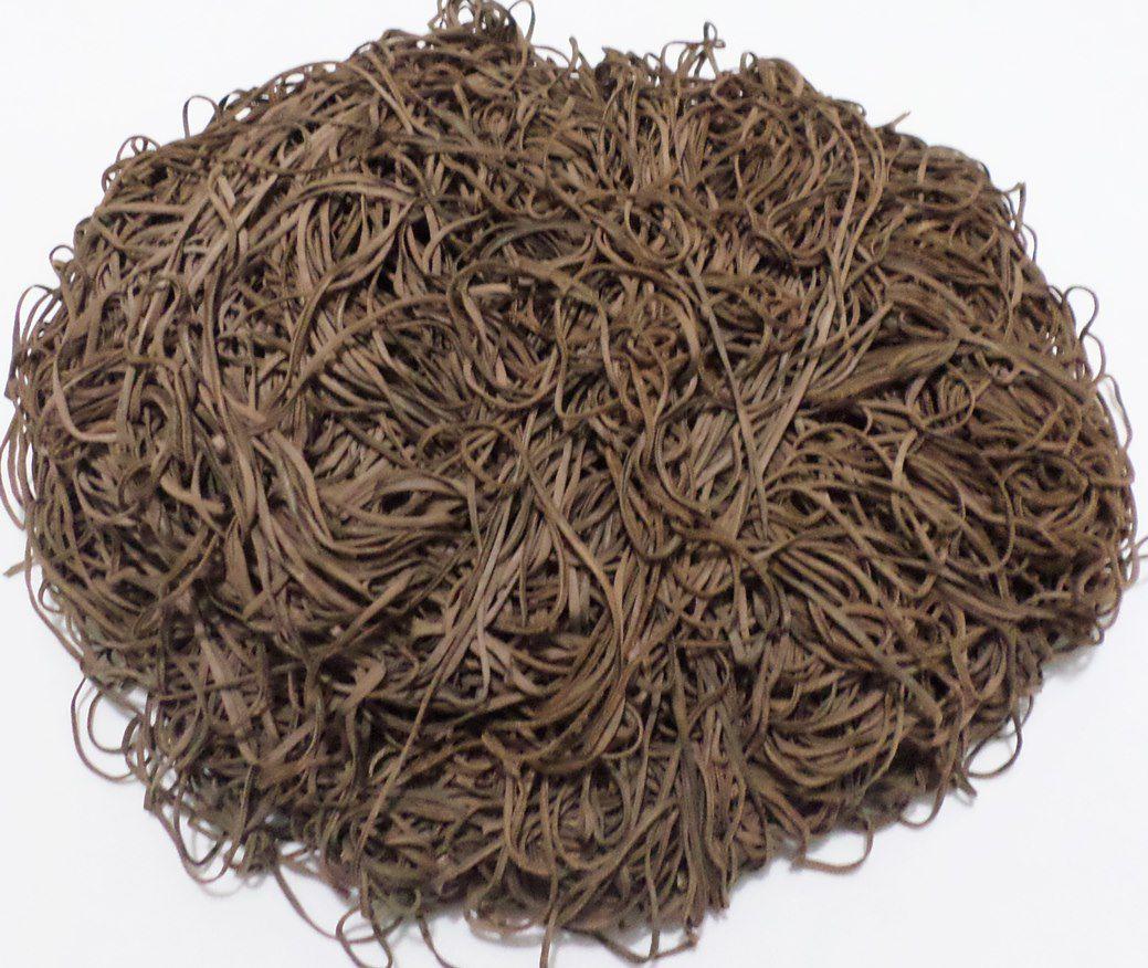 Tira de Macarrão/Espaguete 1.320g Marrom