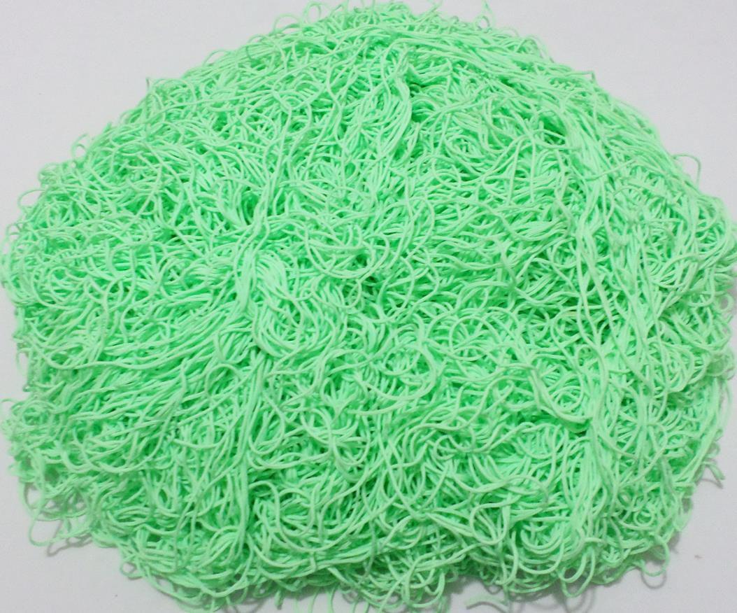 Tira de Macarrão/Espaguete 1.360g Verde