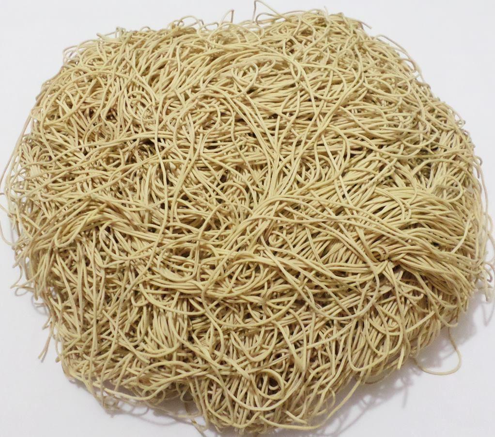 Tira de Macarrão/Espaguete 1.400g Bege