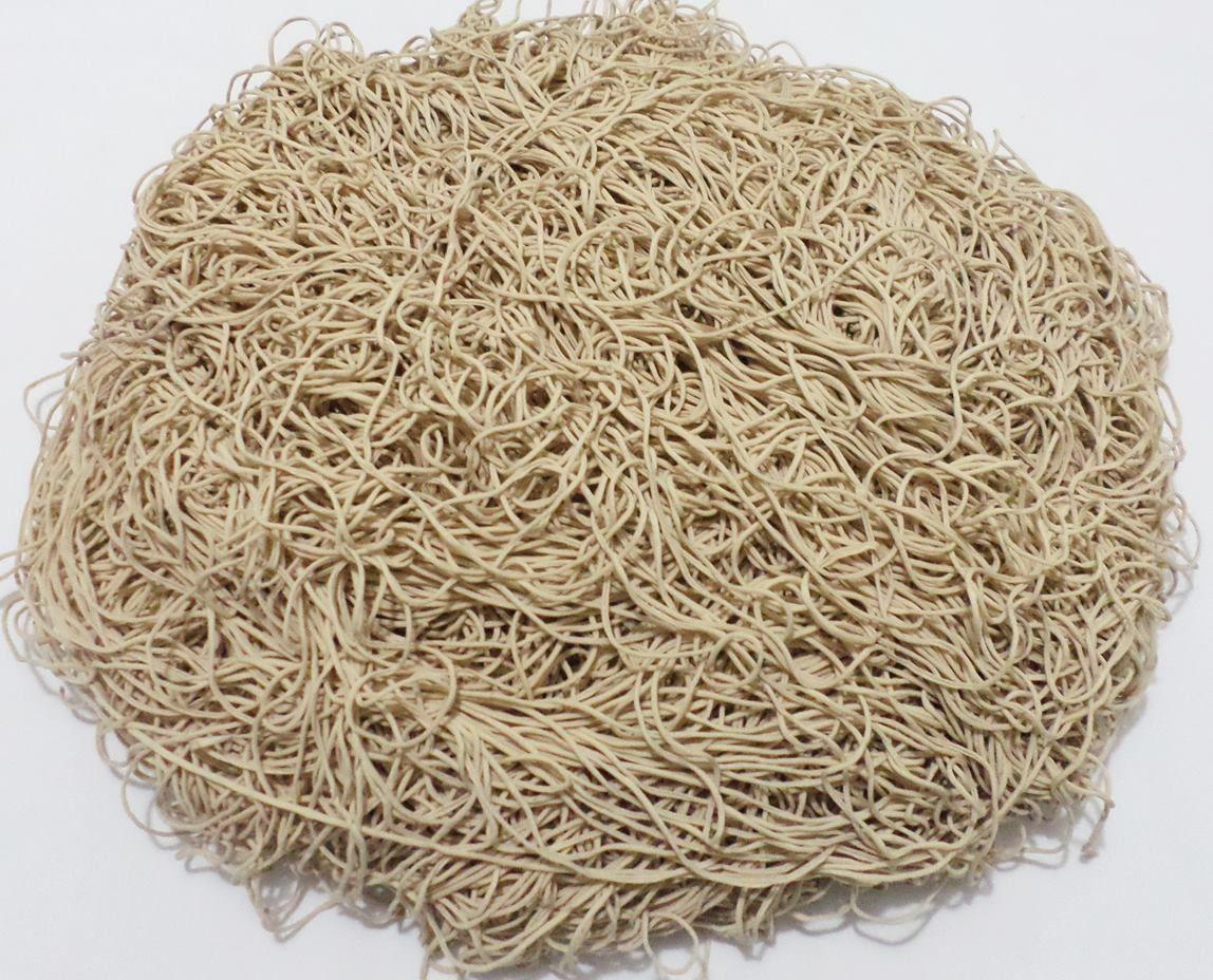 Tira de Macarrão/Espaguete 1.430g Bege