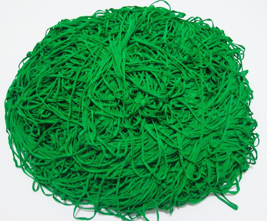 Tira de Macarrão/Espaguete 1.520g Verde  - Bastex Artesanatos