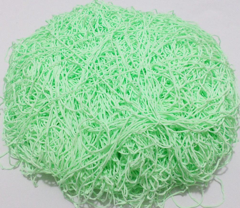Tira de Macarrão/Espaguete 1.560g Verde Claro