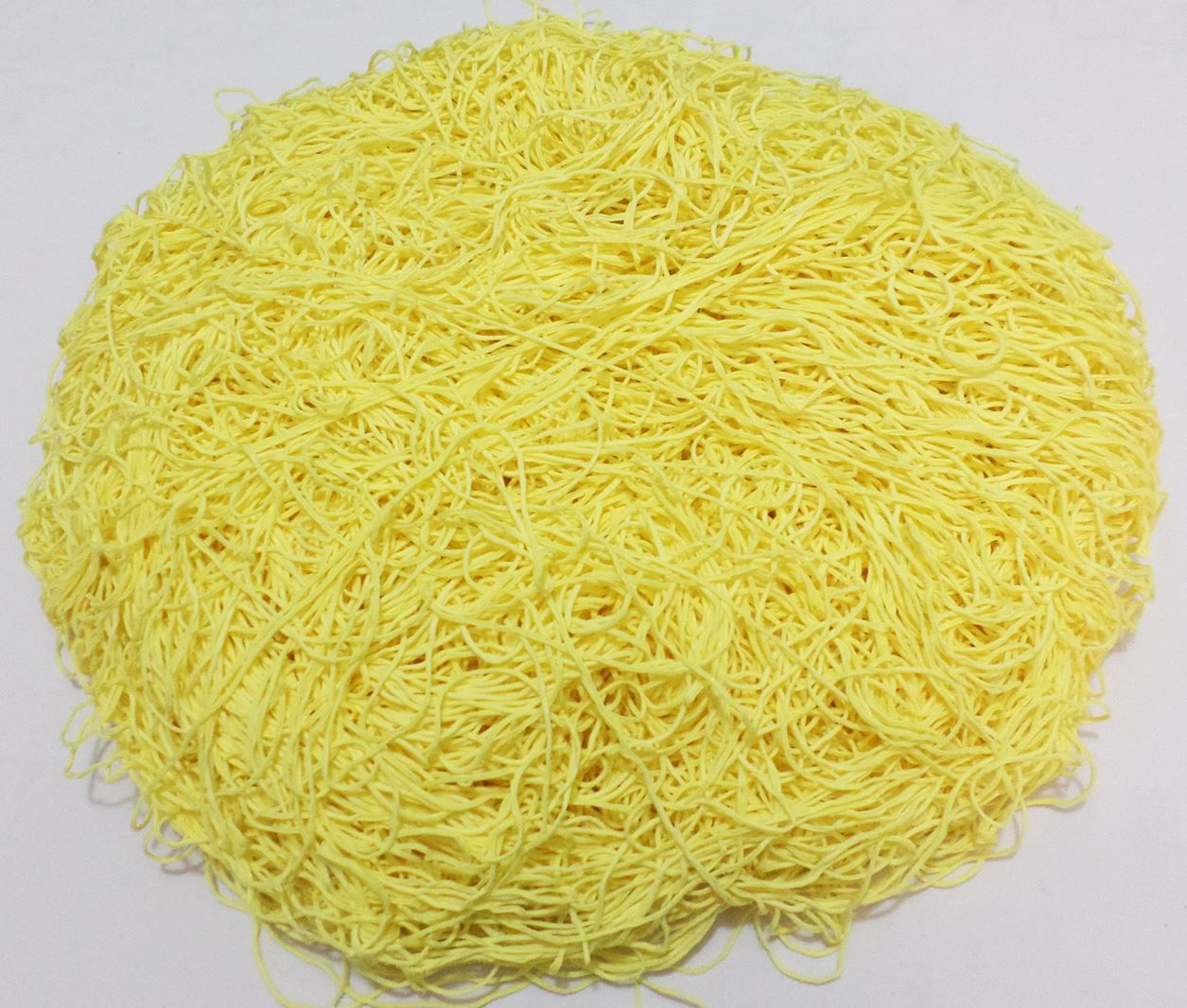 Tira de Macarrão/Espaguete 1.660g Amarelo