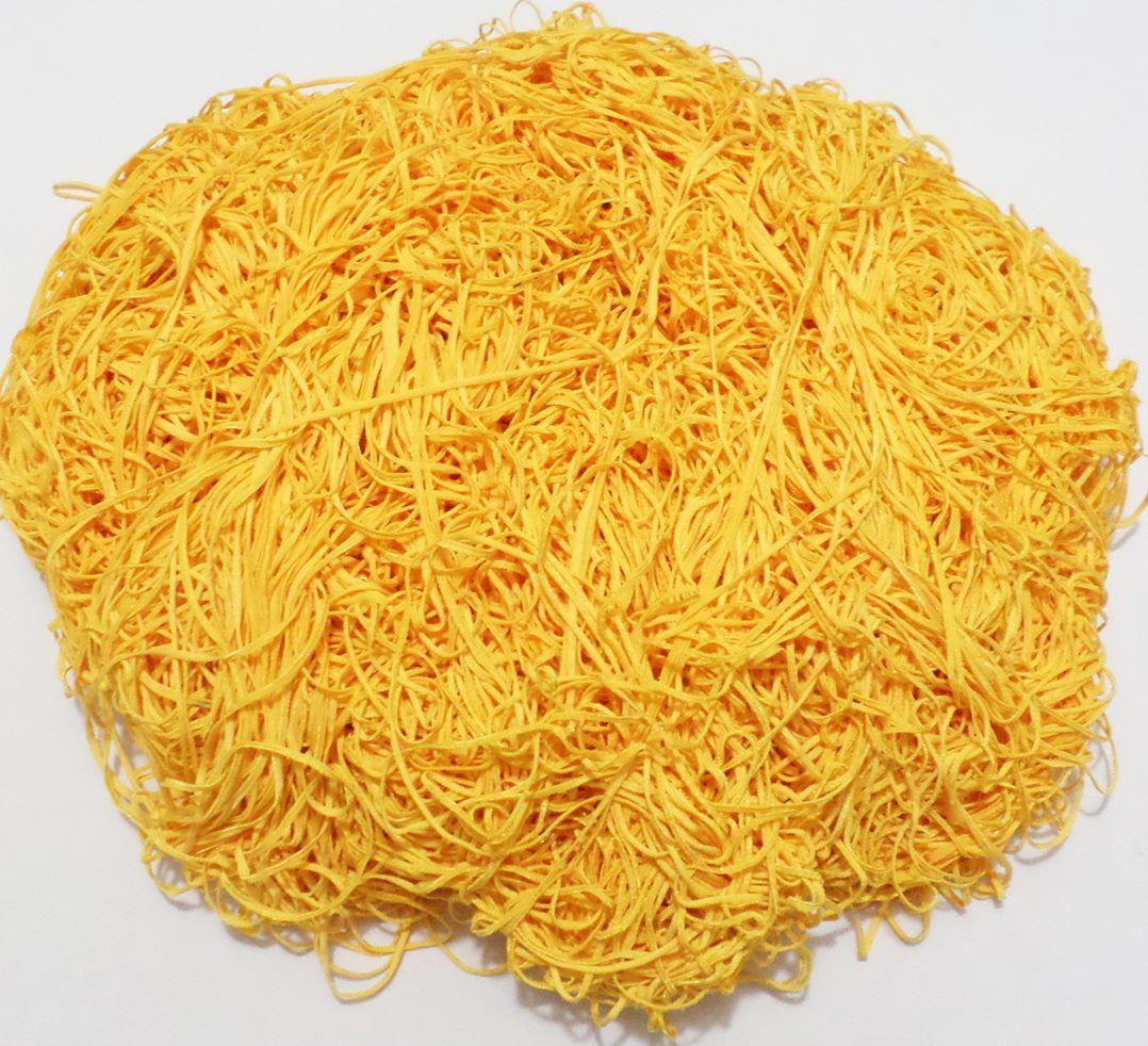Tira de Macarrão/Espaguete 1.700g Amarelo Ouro