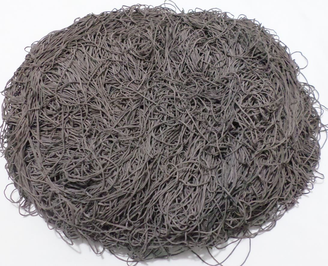 Tira de Macarrão/Espaguete 1kg Marrom