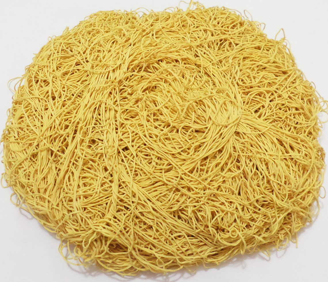 Tira de Macarrão/Espaguete 1kg Mostarda