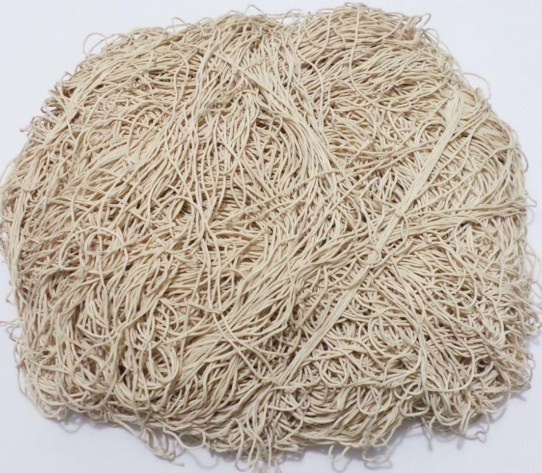 Tira de Macarrão/Espaguete 900g Bege