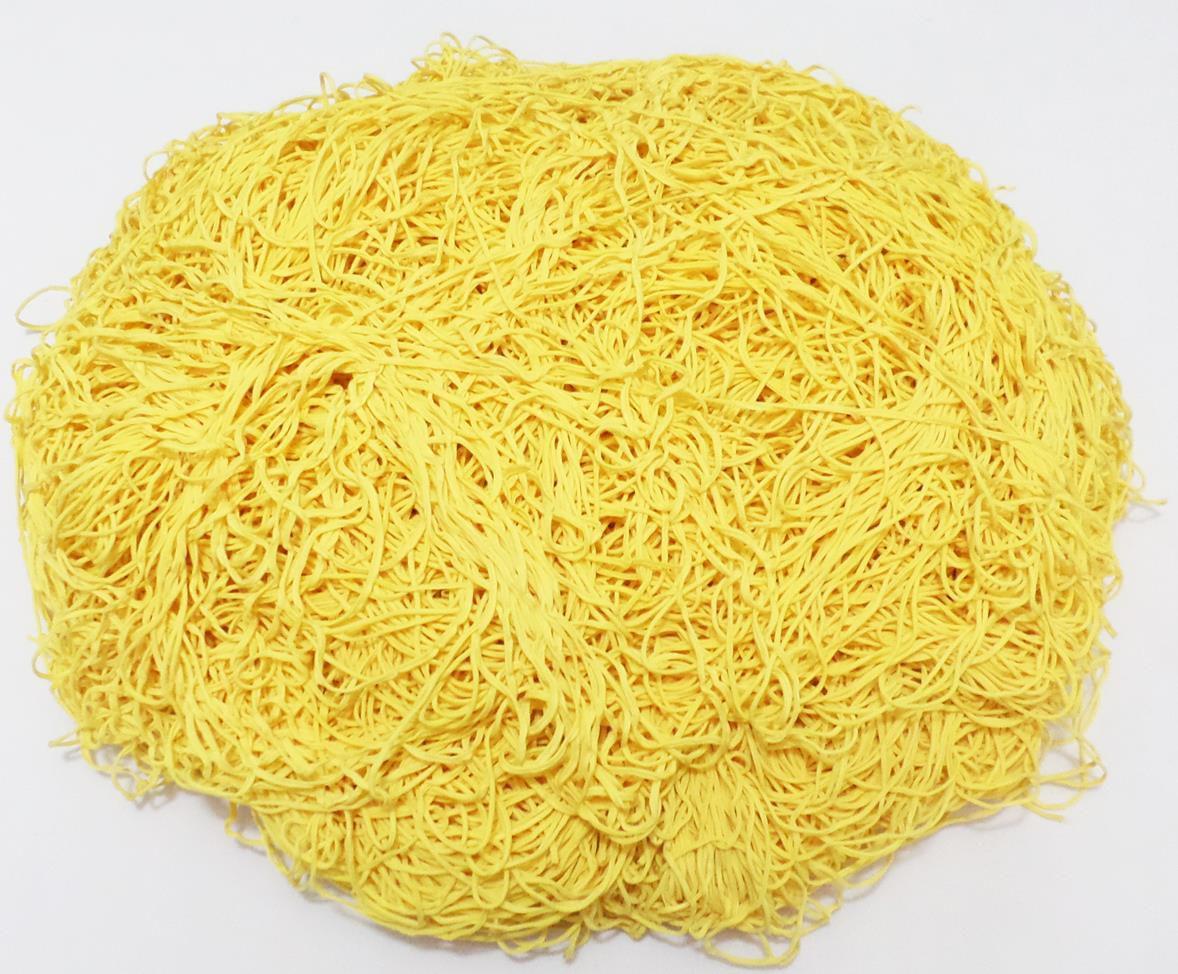 Tira de Macarrão/Espaguete 920g Amarelo