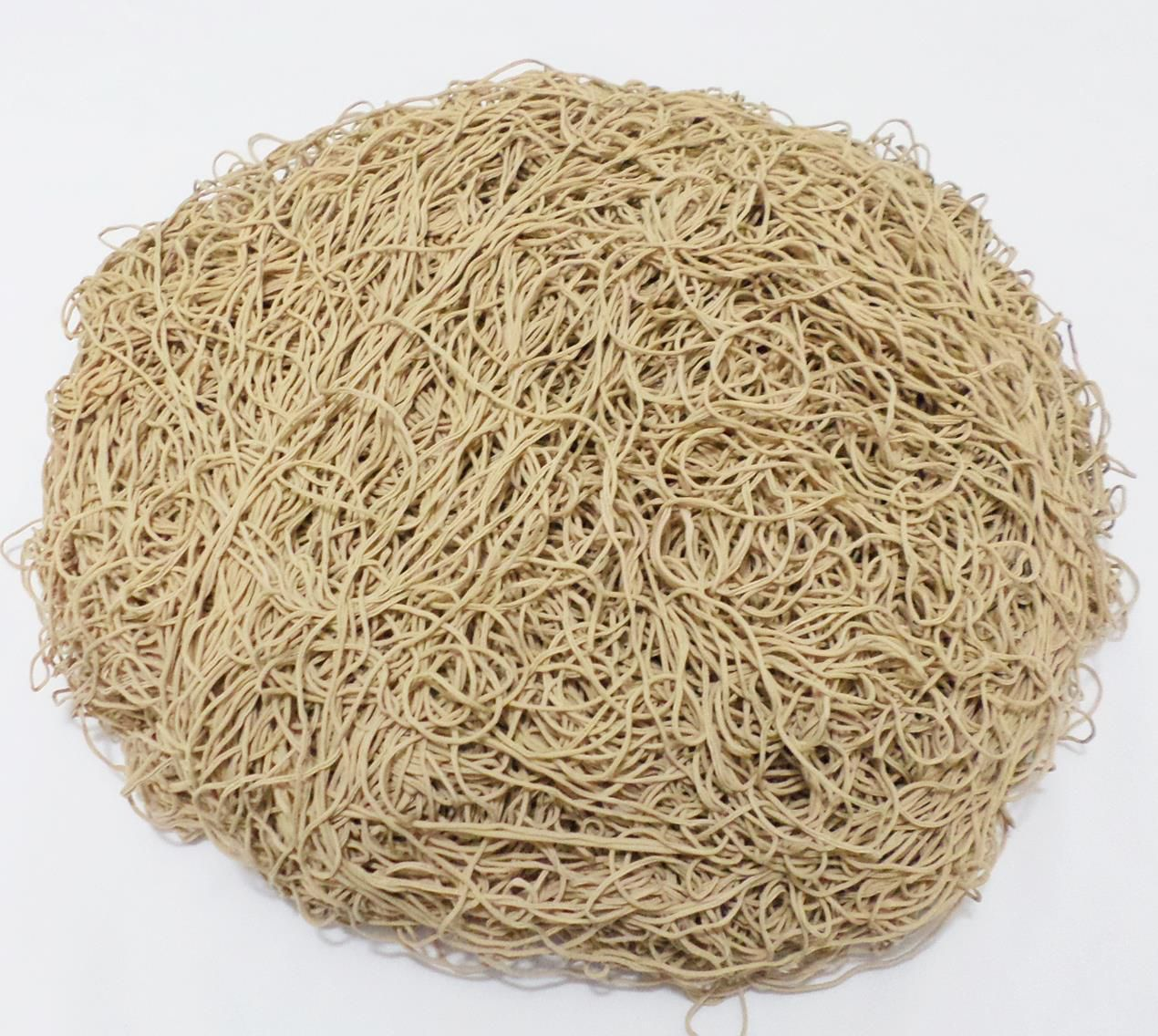 Tira de Macarrão/Espaguete 950g Bege