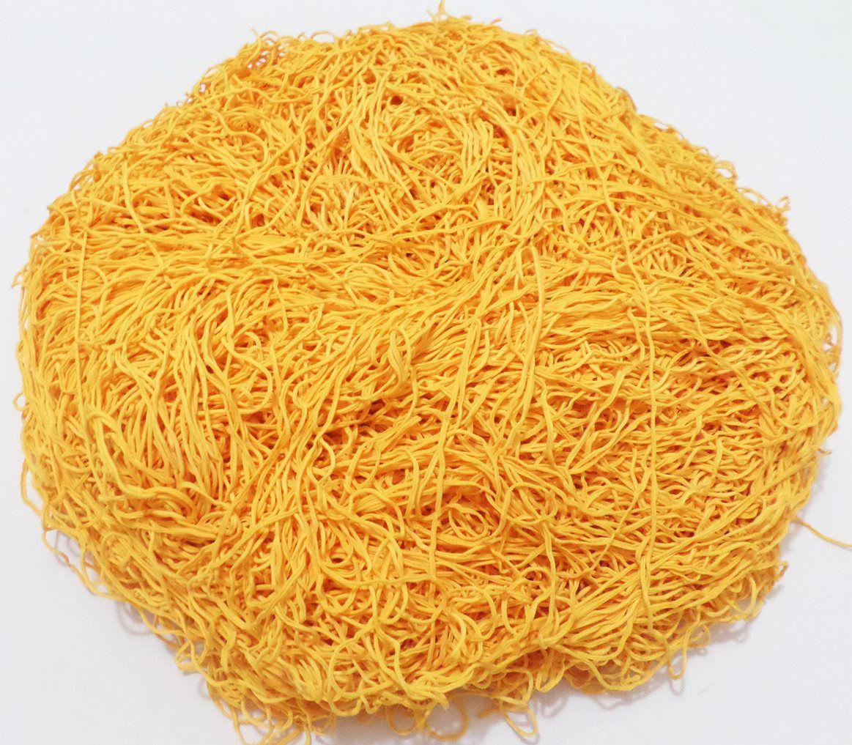 Tira de Macarrão/Espaguete 980g Amarelo