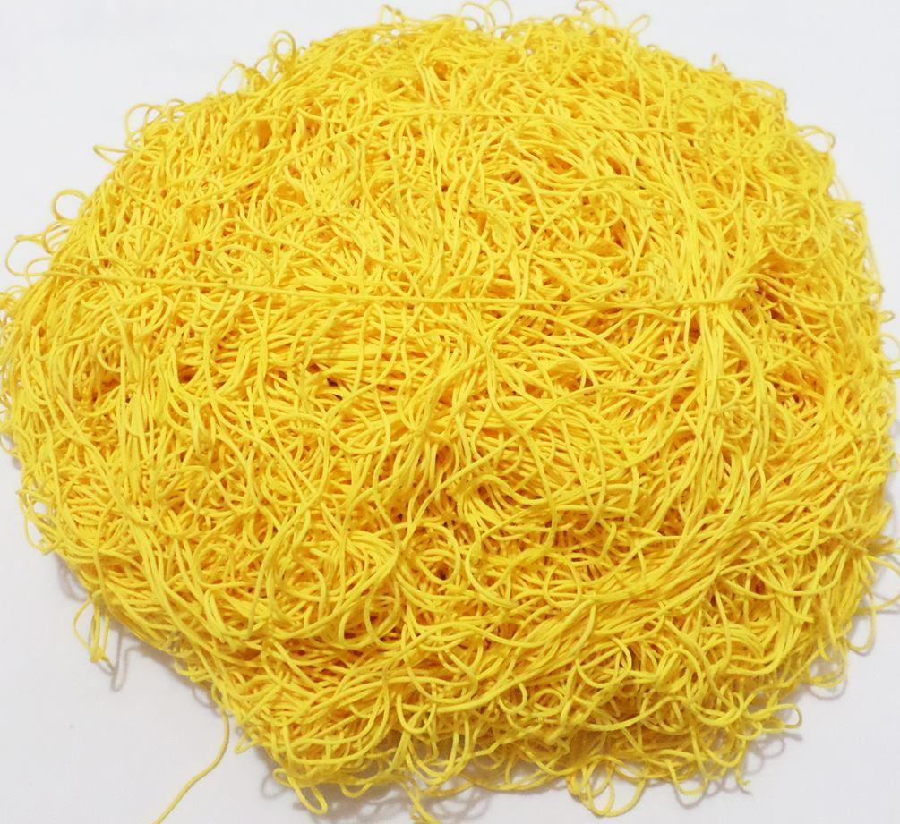 Tira de Macarrão/Espaguete 990g Amarelo