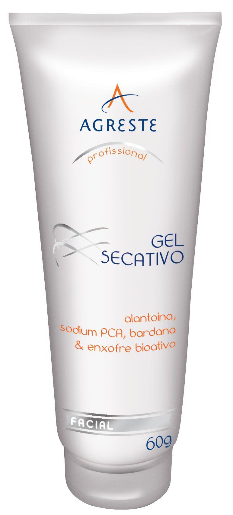 Gel Secativo - 60g  - Agreste Brasil - Cosmética Profissional