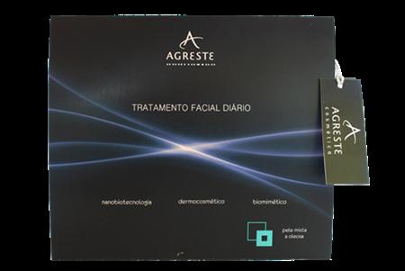 Kit Cuidado Facial - Pele Mista e Oleosa  - Agreste Brasil - Cosmética Profissional